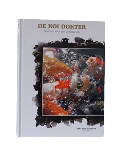 """Boek """" De Koidokter"""" NL"""